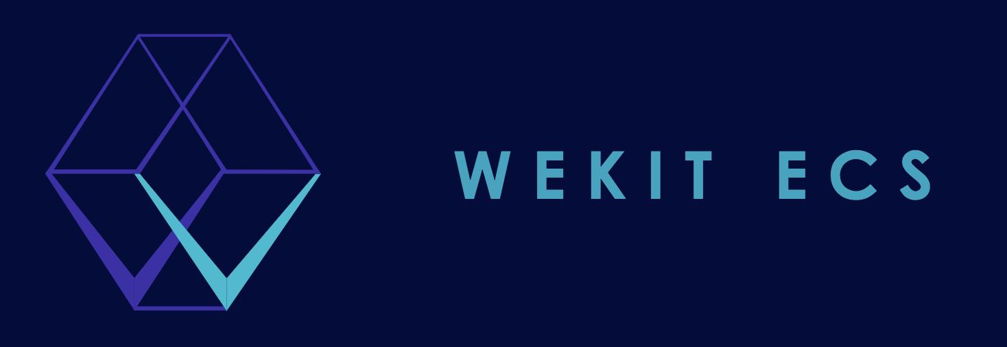 wekit ecs logo